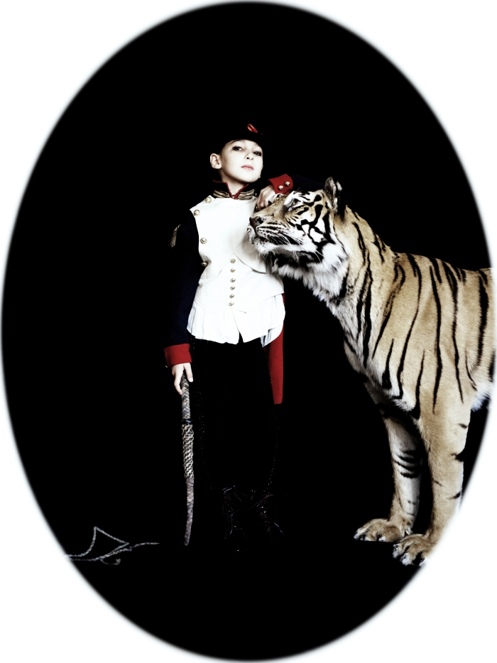The tiger tamer